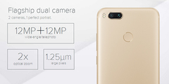 Mi A1 Global Version 4Gb/64Gb (Gold)